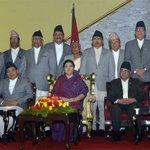 Nepali Congress ministers https://t.co/1oskRxcCcm in Prachanda Cabinet take oath of office - OnlineKhabar https://t.co/bBtbgQ1wUE