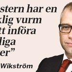 Vänsterpartiets krav på arvsskatt delas av många socialdemkrater, enl @TobiasWikstrom https://t.co/4GwLk8eIcV #svpol https://t.co/9SHhaqgJ0i
