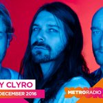 NEWS: Rockers #BiffyClyro to play @ArenaNewcastle this December - on sale 9am Friday. #Newcastle https://t.co/WdbtIx8qD3