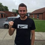 A huge thank you to #NUFCs Paul Dummett and @AyozePG for supporting @HelpFrankie with their #fistsupforfrankie https://t.co/5GHPpfQOH0