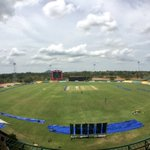 Welcome to Dambulla #SLvAUS https://t.co/iqjsCkO76a