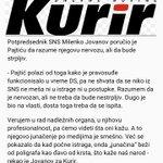 Изјава за @KurirVesti https://t.co/cjbSP1cXed