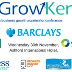 Serious about growing your business?  Are you joining us in November? Come to Grow Kent https://t.co/0OHUK5ZgSZ https://t.co/7SToFMXxR2
