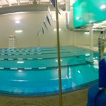 Loooove the fact that they have 2 pool temperatures here! Warmer 1 on the right! @FirstCoastYMCA #facts #GMJ @FCN2go https://t.co/cgdvN9gdSJ