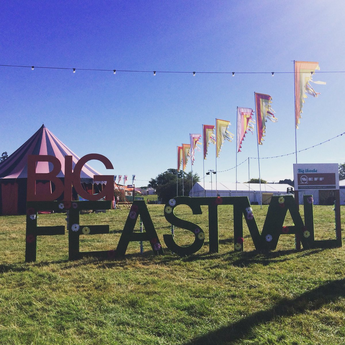 RT @thebigfeastival: #thebigfeastival 2016 we are ready for ya!!! ☀️ https://t.co/wCjusiOlJR
