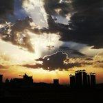 Cuando en Cáceres amanece de verdad... #regalaExtremadura https://t.co/ghLK2Rwmop
