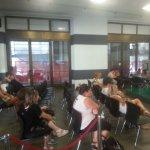 #Terremoto cuore grande dei liguri in attesa di donare il #sangue in Sala trasparenza e De Ferrari #lamialiguria https://t.co/A5RCB9wsZK