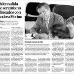 Piden salida de Seremis y siguen críticas a Intendente Volta hay desorden político en Gobierno Regional #Antofagasta https://t.co/zZAxaYFwK0