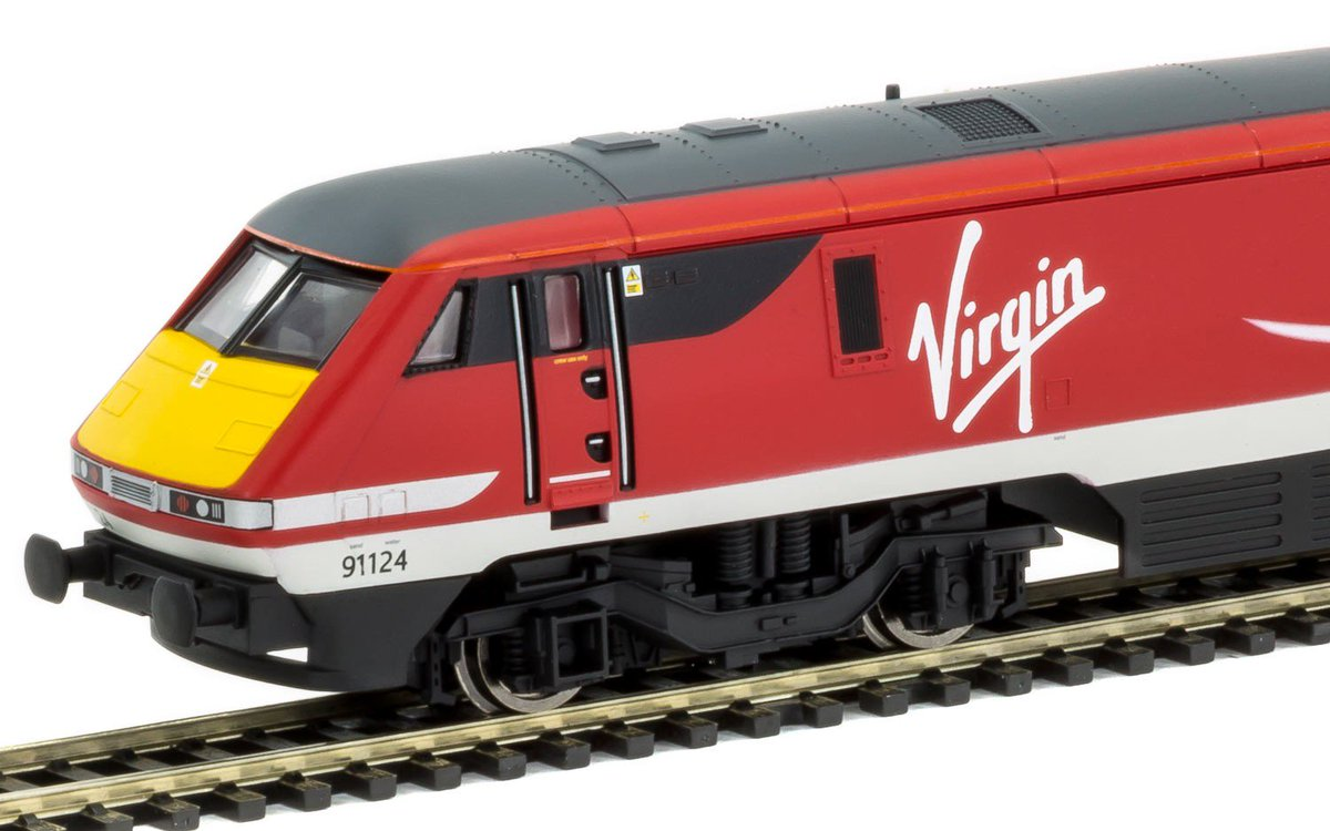 OUT NOW - Virgin East Coast Train Pack. Complete with two Mk4 coaches with many empty seats. https://t.co/W1RFFZ8vlN https://t.co/sYbxt144Yu