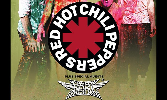 BABYMETAL and Red Hot Chili Peppers are going on tour together! https;//t.co/1xeueXYckG https;//t...