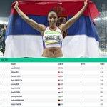 #Serbias @IvanaSpaNOv1c victorious in @Diamond_League #Lausanne   Ивана тријумфовала у #ДијамантскаЛига у #Лозана! https://t.co/RXaibOfRZn