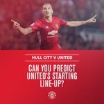 Fancy winning a signed shirt? Predict the team to face Hull to be in with a chance: https://t.co/RQdMEkxw9c #MUFC https://t.co/g948FaNAlS