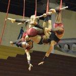 Espectaculares fotos del circo en #SanctiSpiritus #Cuba  #ViernesDeGanarSeguidores https://t.co/1EbVoTCGWg