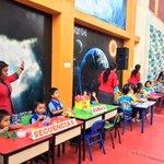 #FeriaDeLosAprendizajes en el Colegio Adventista #JSMTrujillo enfatiza momentos significativos de aprendizaje. https://t.co/iAVxITYFbm