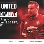 Join #MUTVHD for build-up to Hull v #MUFC from 16:30 BST or record it with Sky (UK/IRE): https://t.co/5e7MYgrcW7 https://t.co/eXxyeLWeaL