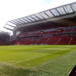 Gorgeous day at Anfield, very nearly there. #lfc https://t.co/oe7HEovY6b