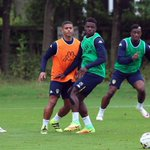 Productive last session before heading to Nottingham, as we look to extend our good run. #MOT https://t.co/6I3QaFZ9hN
