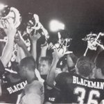 A tradition that began 17 years ago continues tonight! New look. New kids. Same pride. #WeAreBlackman https://t.co/d5AQYakv6u