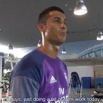 🇵🇹🚴🗣 The Best Player in Europe has a message for you...  @Cristiano  #RMCity #HalaMadrid https://t.co/rEjvOdTttB