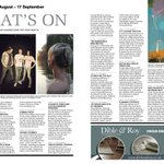 Pick up this weeks issue for heaps (4 pages) of Whats On ideas to fill your #bankholidayweekend https://t.co/uS3KG304C8