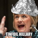 Putin is trying to recover my 33,000 deleted E-mails about weddings and yoga! I blame #Trump! #TinfoilHillary https://t.co/u5Qa9eGAUU