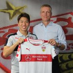 Transfer perfekt! Takuma #Asano kommt auf Leihbasis von @Arsenal zum  #VfB Stuttgart. https://t.co/fROtk840w7