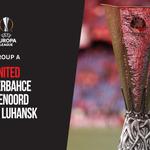 Confirmed: Our @EuropaLeague Group A opponents... #UELdraw https://t.co/MZigfjiqzI