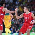 🇷🇸Serbia No. 3 in 2016 FIBA World Ranking Men; big jumps for 🇳🇬 🇻🇪 ➡https://t.co/86BJkFwyF6 https://t.co/d2Q4taDsrq
