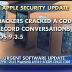 Spread the news! Hackers have cracked a code for iPhones to record your conversations. Here's how to prevent it: https://t.co/B8ssmVxIjP