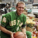 The totally unbiased Tommy Heinsohn turns 82 today. Here he is in Faneuil Hall, Sept. 1964. Pic by Neil Leifer. https://t.co/L5IVTU5G96