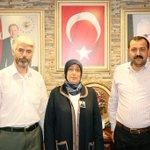 15 Temmuz Şehidimiz Muhammed Oğuz Kılıçın anne ve babasını misafir ettik. https://t.co/6Gks38vSAm