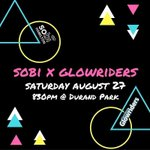 Join us at the Glowride tmrw night in #HamOnt! Well be there with promo codes & glow paint 🌌 https://t.co/nFaWOsPsNp
