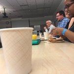 Freelancer breakfast at @WCPO - love seeing everyone here! https://t.co/0n9y8GhwnP