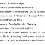 Your #JoburgMMCs, under Executive Mayor @HermanMashaba: https://t.co/kjSO3ZcYwk