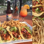 Today on @4LiveInTheD we #dineinthed at The Current on #LakeStClair with #food that is purely #Michigan. #fish tacos https://t.co/OEuPfngvGM