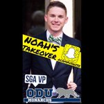 SGA VP Noah will be taking over our #Snapchat today! Follow CampusWise on snap 👻 #ODU20 #tips https://t.co/nGHTVSQV37