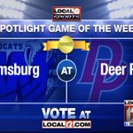 Congrats @DP_Athletics @DeerParkSchools @DeerParkHS & @1burgschools! Well see you tonight for some football! https://t.co/3t2w0CwVmb