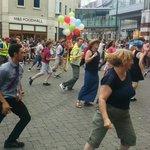 What a start to @boingfestival ! Fantastic ! #invisibledancing #Gulbenkian #events #canterbury #CanterburyBID https://t.co/mf2D1pWb9e