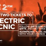 Bag yourself two tix to @EPfestival! Follow @RTE2fm and @rte_co and tweet #2FMPICNIC ✨ https://t.co/QgPXCbOHDI