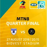 MATCHDAY @BidvestWits VS @Orlando_Pirates 20H00 #MTN8 https://t.co/nokBCMEL3V