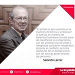"No te pierdas la columna de Salomón Lerner Febres: ""El imperativo de no olvidar"" ► https://t.co/kAChCqhyM3 https://t.co/nP98JNRZGU"