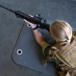 Bras, tanks and guns: Norway's women join the draft