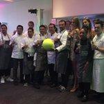 Great collaboration of talent @TasteofTennis event #triompheny #TasteOfTennis #USOpen2016 #tennis #nyc #food #chef https://t.co/P8V0TYdE7I