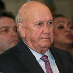 Hawks treatment of Gordhan unacceptable arrogance: De Klerk https://t.co/SmQiRbsNM6 https://t.co/WTN2yohA4b