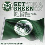 Wherever you are in the world, the mission is the same: #GetYourGreenOn! https://t.co/keFXDz4wh1