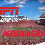 College footballs blue bloods?  At Nebraska, we bleed red.  🔴🌽✊ #GBR  📰: https://t.co/P4jrNjQ3tm https://t.co/oSN5TI7XEc