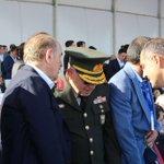 Cumhurbaşkanımız Sn. Erdoğan ve Başbakanımız Sn. Yıldırım ile #YavuzSultanSelimKöprüsünün açılış törenindeyiz... https://t.co/JjCb3WQXZW