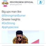 Shouts to @Kwamebonfit & the whole @PpHypeCrew #WateAnaa https://t.co/1w9ZZ6095w