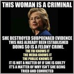 This is far worse than Teapot Dome or Watergate. We must unite and do what FBI and DOJ wont. #tcot #ccot #gop #maga https://t.co/MNT9hjbEoM