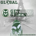 Its #GetYourGreenOn Friday! Near or far, show us your #RamPride! Where are you wearing your game day green? https://t.co/0m1MljTccK